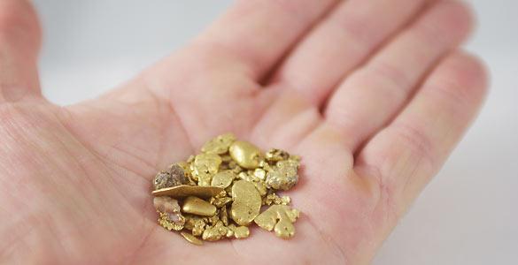 ¿Es legal buscar Oro?