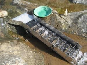 Como hacer una planta de lavado de oro portatil casera for Fabricar estanque